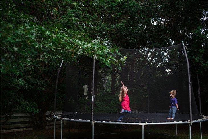 best value trampoline brands