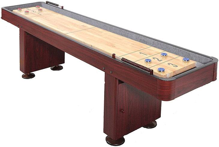 shuffleboard table for sale near me