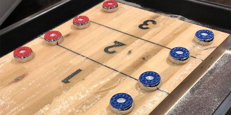 how to win shuffleboard